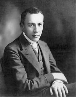 Rachmaninoff, 1901