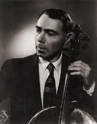 Forgotten Cellists: Harvey Shapiro
