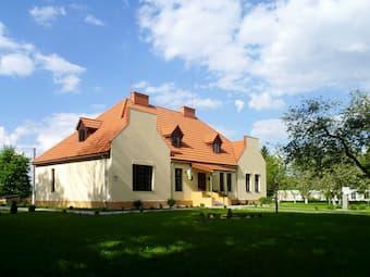 Stravinsky's house in Ustilug after reconstruction in 2013