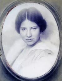 Vally Weigl, wife of Karl Weigl