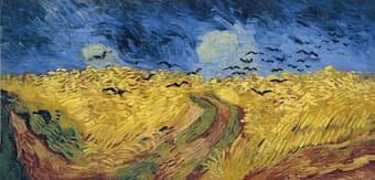 Van Gogh: Wheatfield with Crows (van Gogh Museum, Amsterdam)