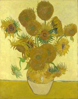 Sunflowersby Vincent van Gogh