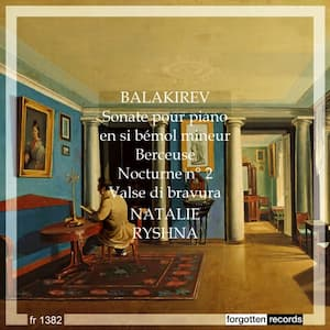 Locked Out of Fame: Balakirev's Nocturne No. 2
