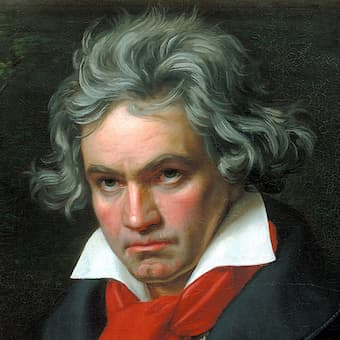 Beethoven spent the end of his career composing deaf, this is creating out of a comfort zone!