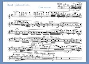 Ravel's Daphnis et Chloé Suite
