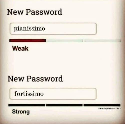password joke