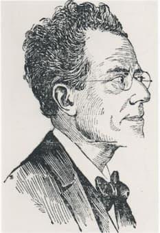 Gustav Mahler, 1911