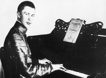 Sergei Prokofiev, 1930