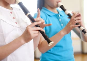 Good music education is not the recorder