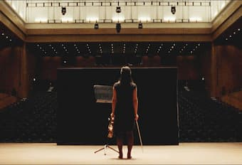 4 tips to get you through those weird and stressful days of orchestra audition