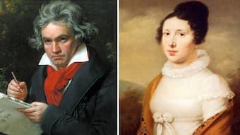 Beethoven and Elisabeth Röckel
