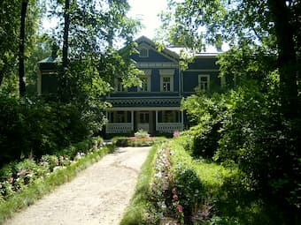 The Tchaikovsky House-Museum in Klin