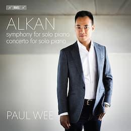 Paul Wee's album on Alkan