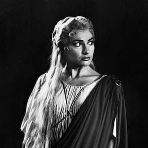 Maria Callas as Norma 1956