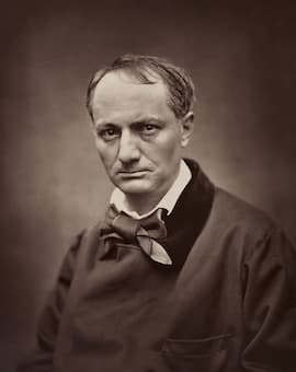 Charles Baudelaire by Étienne Carjat, 1862