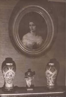 Francesca Lablache by François Bouchot