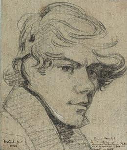 François Bouchot by Louis Thomas Bardel