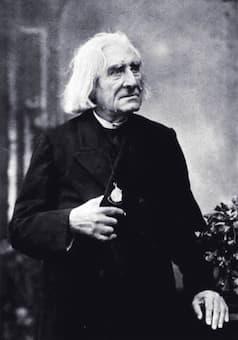 Franz Liszt, 1884