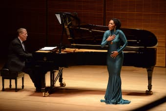 Marilyn Horne Song Celebration at Zankel Hall at Carnegie Hall