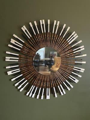 Keyboard Mirror