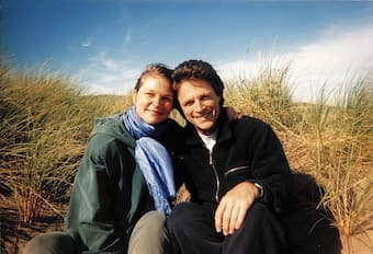 Lorraine Hunt and Peter Lieberson, 1998