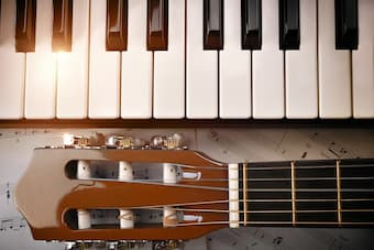 Piano, Guitar: The Co-Parents of Music