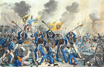 Russian attack on Warsaw, 1831