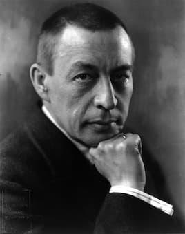 Sergei Rachmaninoff, 1921