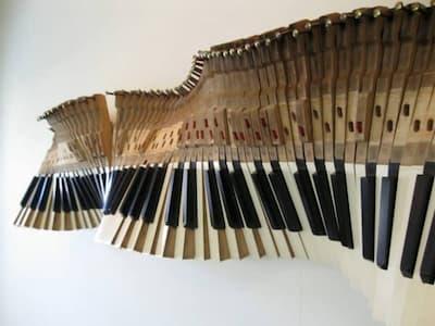Sound Wave Sculpture