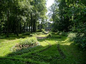 Tchaikovsky's Garden at Klin
