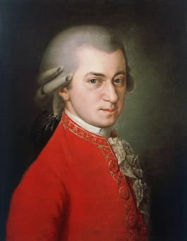 Wolfgang A. Mozart and His Fellow Musicians