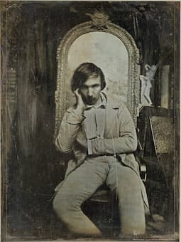 The young Baudelaire