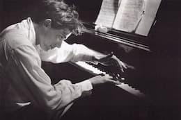 Glenn Gould, 1956
