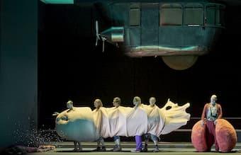 Le Grand Macabre (Opernhaus Zurich)