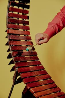 To Express the Sound of a Country's Soul, He Invented New Instruments