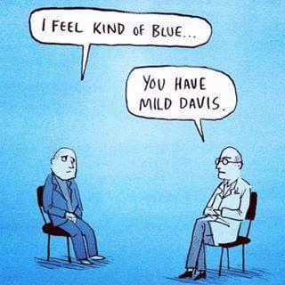 I Feel Kind of Blue…