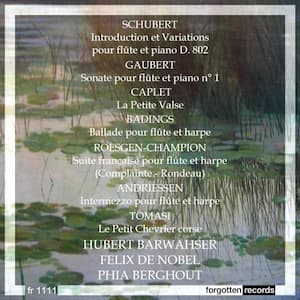 The French Flute: Caplet's <em></noscript><img class=