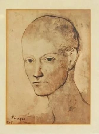 Picasso: Head of a Boy