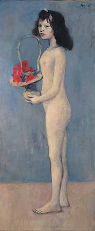 Picasso: Basket of Flowers