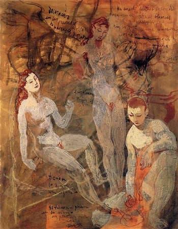Picasso: Three Nudes