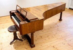 Beethoven's Graf Piano
