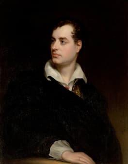 Thomas Phillips: Lord Byron (1813)