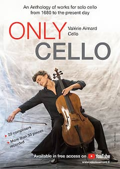 Only Cello youtube channel