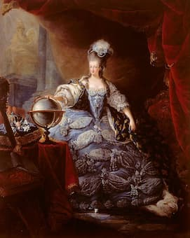 Marie Antoinette, 1775