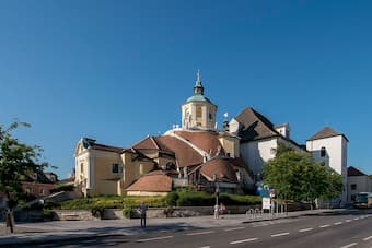 Haydnkirche in Eisenstadt