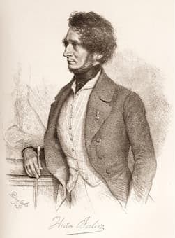 Prinzhofer: Hector Berlioz (1845)