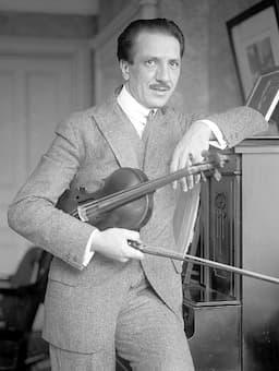Jacques Thibaud, 1920