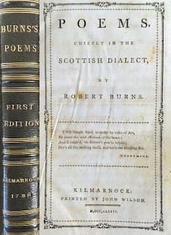 The Kilmarnock publication