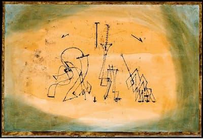Paul Klee: Abstract Trio (1923) (Metropolitan Museum of Art)