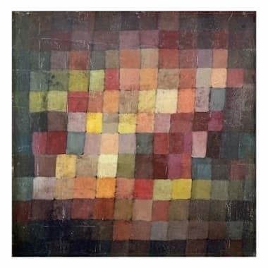Art and Music: Klee and Schuller